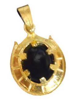 shree shani yantra pendant