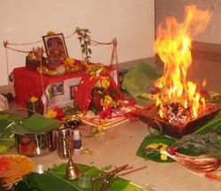 Astrology puja