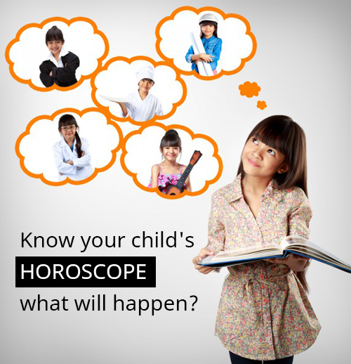 Know your child's horoscope what will happen?